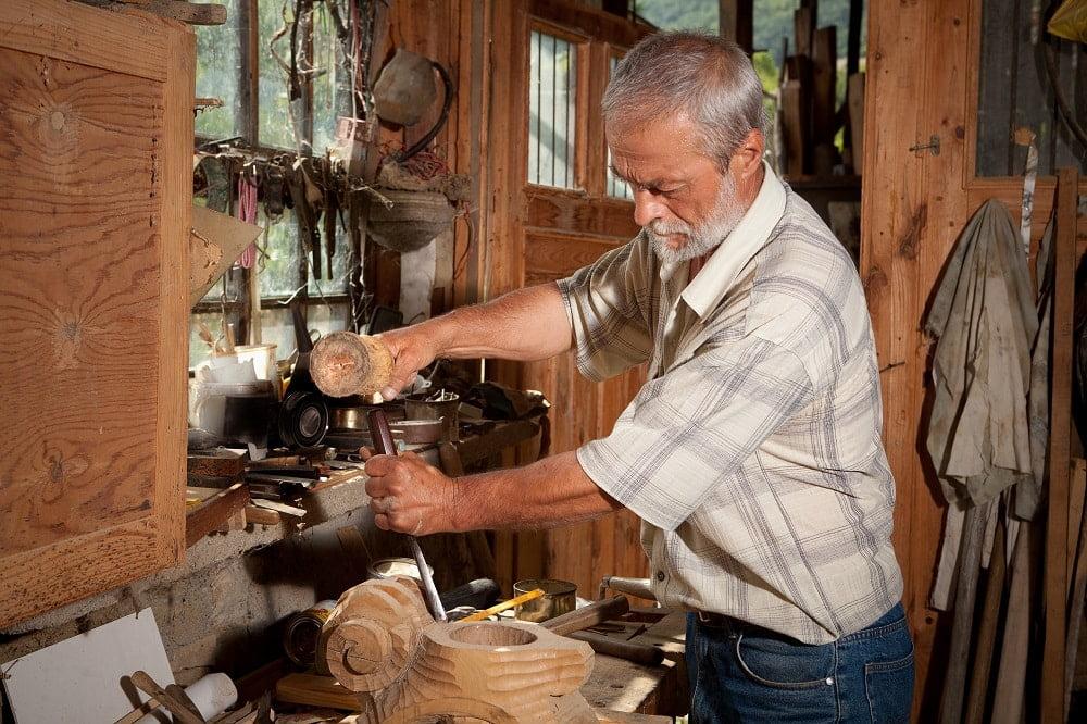 Woodwork-hobby