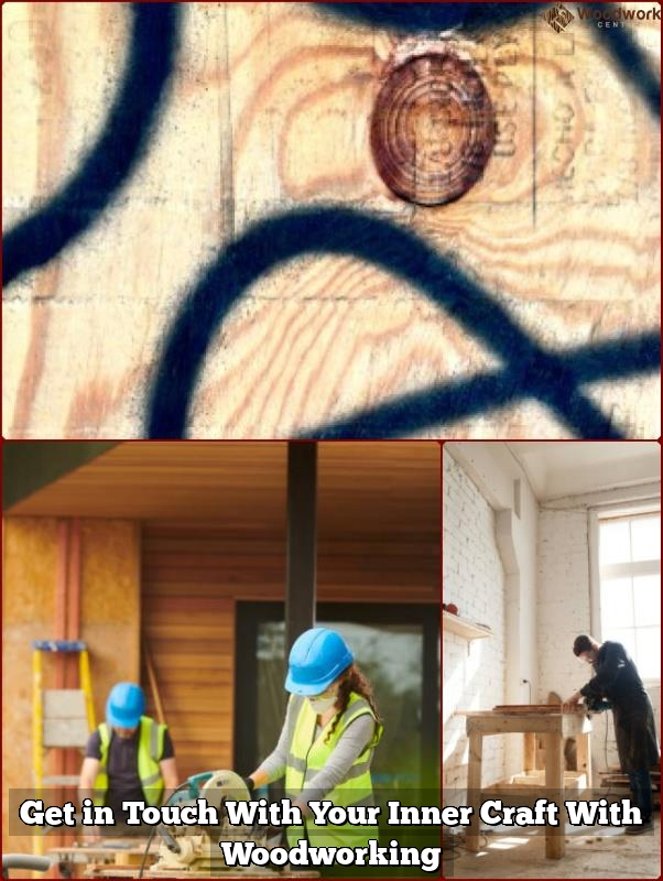 get in touch with your inner craft with woodworking
