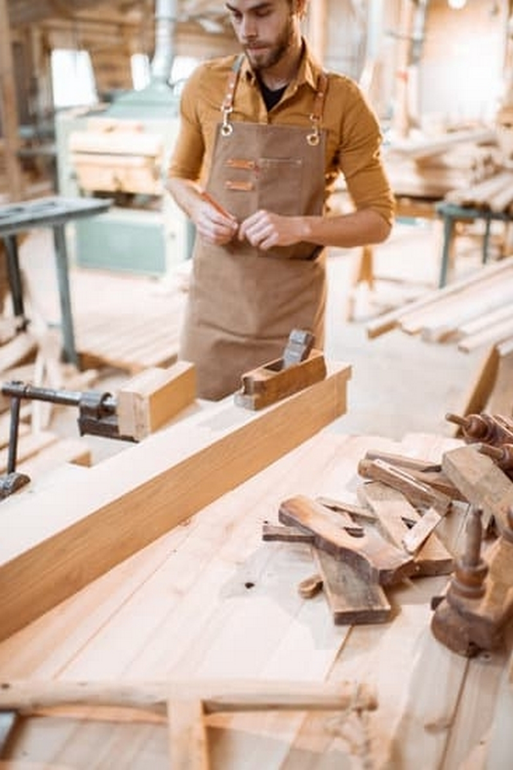 woodworking is easy to get into if you know what to do first